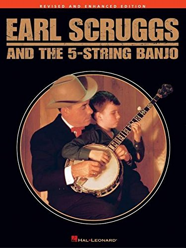 Earl Scruggs And The Five String Banjo Bjo Book: Noten für Banjo