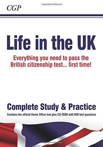 Life in the UK Test - Study and Practice