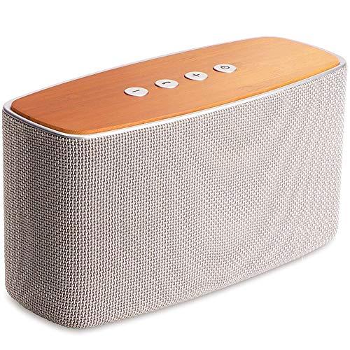 Ydq Hi-Fi Bluetooth Speaker - Lautsprecher FüR Indoor/Outdoor, Wireless, Einfach Tragbar, Wasserdicht, 30 Watt,