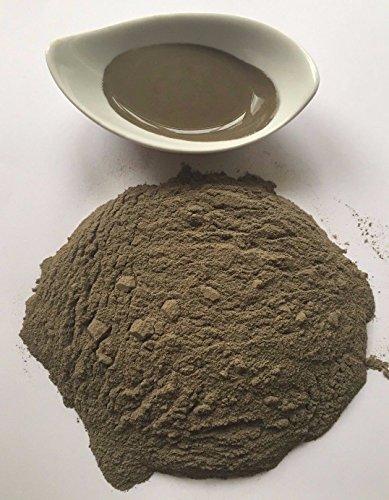 Marokkanische Rhassoul Clay - Talkum-puder Natur