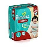Pampers Large Size Diaper Pants (20 Coun...