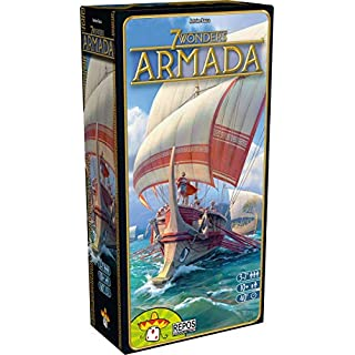 Asmodee RPOD0010 7 Wonders-Armada, Erweiterung