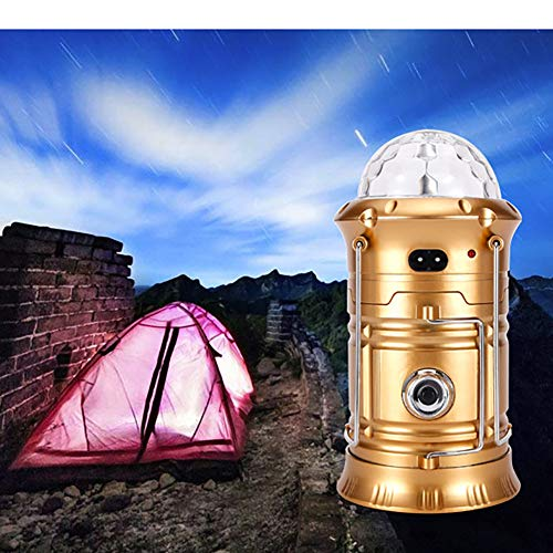 Zoom IMG-3 taozyy l mpara de camping