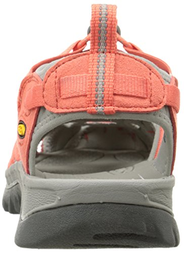 Keen  WHISPER W-BOSSA NOVA/NEUTRAL GRAY, sandales femme red