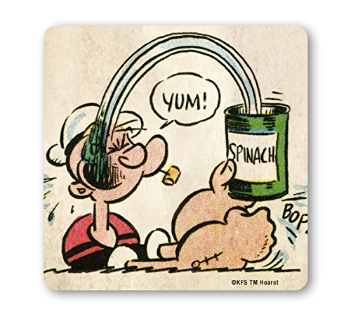 popeye-the-sailorman-yum-coaster-drink-mat-coloured-original-licensed-product-logoshirt