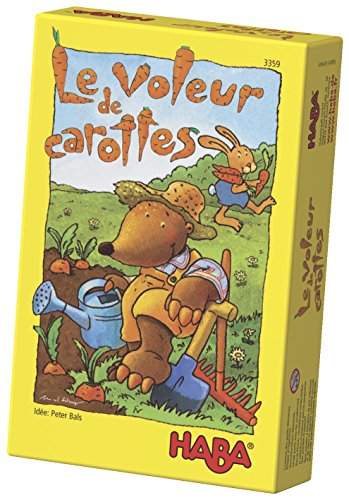HABA - Le voleur de carottes, 3359