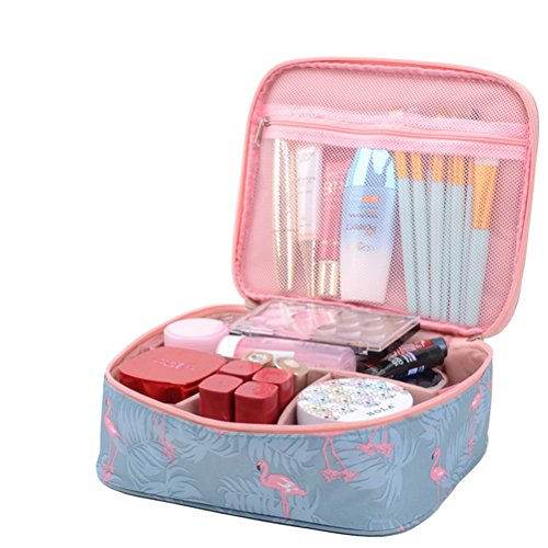 Yeelan Travel Cosmetic Bag Maquillaje portátil