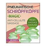 '4pneumatico schroepf teste 'Magic Anti Cellulite massaggio in silicone