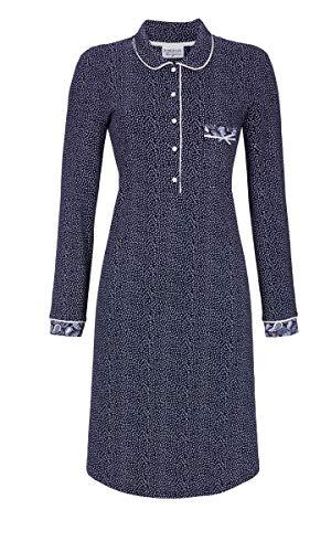 Ringella Lingerie Damen Nachthemd mit Knopfleiste Night 42 9561015, Night, 42