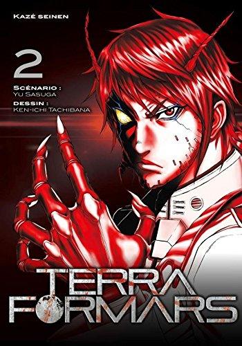 Couverture du livre Terra Formars Vol. 2