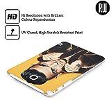 Head Case Designs Officiel Robbie Williams Manteau De Fourrure Calendrier Étui Coque D'Arrière Rigide pour Samsung Galaxy Tab S4 10.5 (2018)