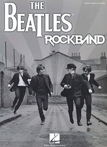 The Beatles Rock Band: Songbook für Klavier, Gesang, Gitarre (Pvg)