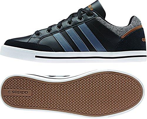 adidas NEO Cacity Herren Sneakers Schwarz / Grau / Silber / Schwarz
