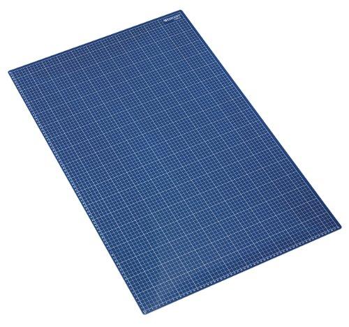 Westcott E-46001 00 - Alfombrilla para cortar, tamañoA1, color azul