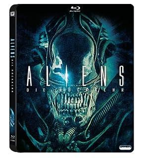 Aliens - Die Rückkehr - Extended Cut Steelbook [Blu-ray]
