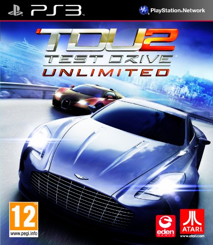 [UK-Import]Test Drive Unlimited 2 Game PS3 (Racing Games Ps3)