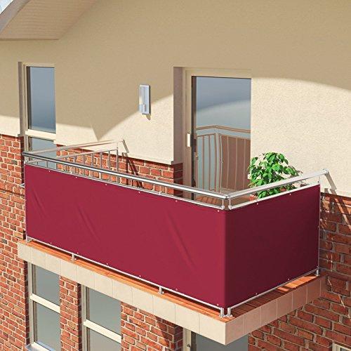 brise vue pour balcon. Black Bedroom Furniture Sets. Home Design Ideas