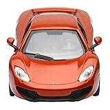 New Ray- Modellino Auto Mac Laren MP 4 12 C 1/24°, Multicolore, 71263