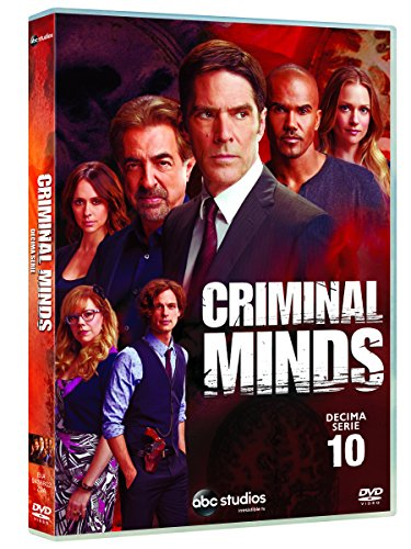 Image of Criminal Minds 10 (5 DVD)