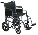 Best Drive Medical Wheelchairs - Drive Medical Bariatric Heavy Duty Transport Wheelchair Review