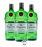 Gin: 3 x Tanqueray London Dry Gin / 47,3% Vol. / 1,0 Liter