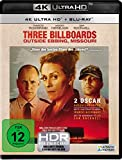 Three Billboards Outside Ebbing, Missouri (4K Ultra HD) [Blu-ray] -