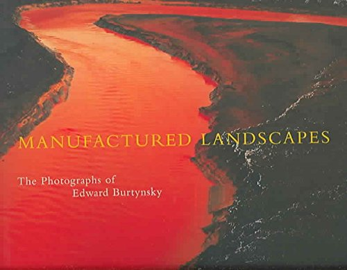 [(Manufactured Landscapes : The Photographs of Edward Burtynsky)] [By (author) Lori Pauli ] published on (March, 2003)
