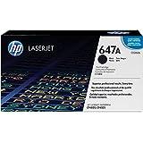 HP 647A (CE260A) Schwarz Original Toner für HP Color Laserjet Enterprise CP4025, HP Color Laserjet Enterprise CM4540