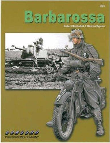 6522: Barbarossa: No. 6522 por Robert Kirchubel