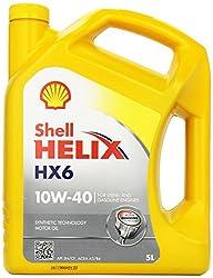 Shell Helix HX6 10W40 Motoröl, 5L
