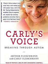[CARLY'S VOICE: BREAKING THROUGH AUTISM (LIBRARY) - IPS ]by(Fleischmann, Arthur )[Compact Disc]