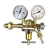 Gase Dopp Druckminderer Druckluft 200bar Pressluft für Druckluftflasche Pressluftflasche 0-1,5 bar