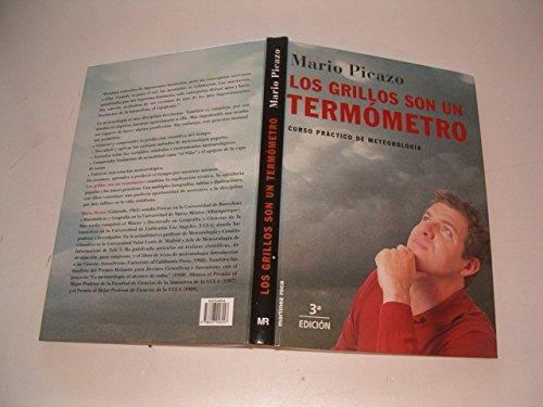 Grillos son un termometro, los por Mario Picazo
