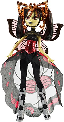 Monster High - Muñeca Goth Moth (Mattel CHW62)