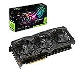 ASUS GeForce ROG-STRIX-GTX1660TI-6G-Gaming Grafikkarte (Nvidia Turing, 6GB DDR6,...