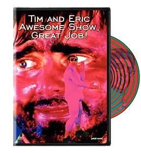 TIM & ERIC AWESOME SHOW GREAT JOB: SEASON 1