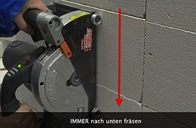 FERM 1600 W Wall Slotter - Parent