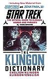 The Klingon Dictionary (Star Trek) (English Edition)