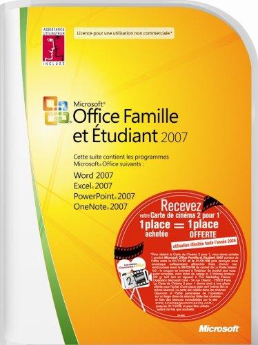 Office Famille et Etudiant 2007