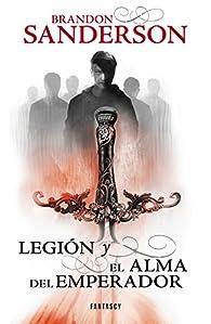 Legión y El alma del emperador par Brandon Sanderson