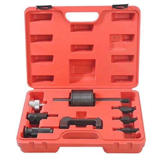 CCLIFE 8 tlg Diesel injektor Injektoren Einspritzdüsen Abzieher Auszieher Werkzeug CDI