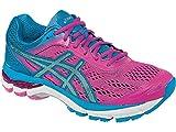 ASICS GEL-PURSUE 2 Women's Running Shoes (T5D5N-3567) (Pink Glow / Aqua Splash / Turquoise) (UK 3.5 / EU 36 / US 5.5 / CM 22.75)