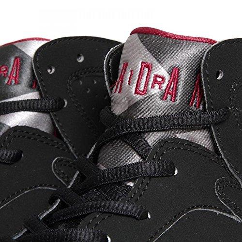 Nike - Air Jordan 7 Retro, Scarpe sportive Uomo black/tr rd-drk chrcl-clb prpl