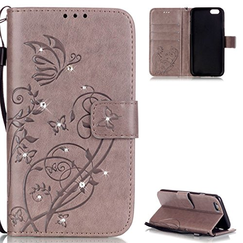 iPhone 6 Cover Flower,iPhone 6S Custodia per