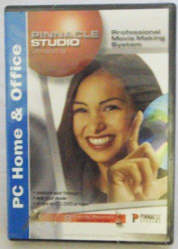 Pinnacle Studio Version 8 (NOS für ältere PCs)