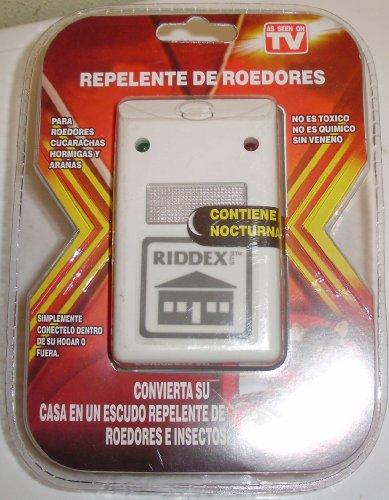 238|REPELENTE DE INSECTOS RATONES CUCARACHAS HORMIGAS RIDDEX