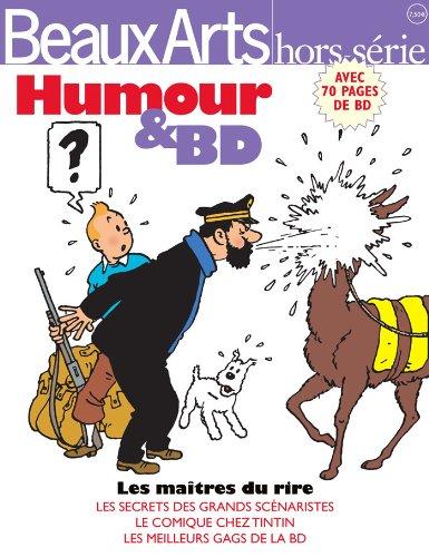 Beaux Arts Magazine, Hors-Série : Humour et Bd par Vincent Bernière