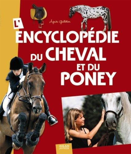 L'encyclopédie du cheval et du poney