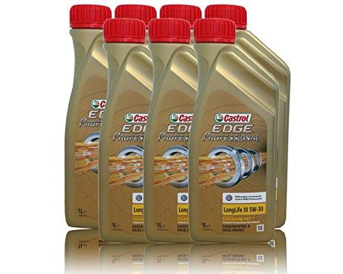 Castrol EDGE Professional 5 W di 30 Longlife III - 7
