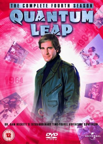Quantum Leap: The Complete Series 4 [DVD]